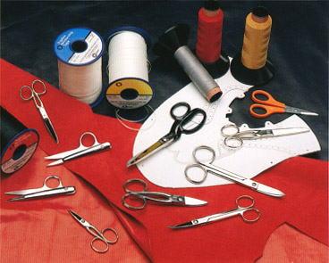 糸材・工具類