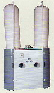 集塵装置 (オプション)