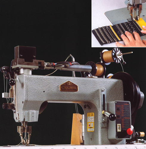 パターン縫いミシン X86-204