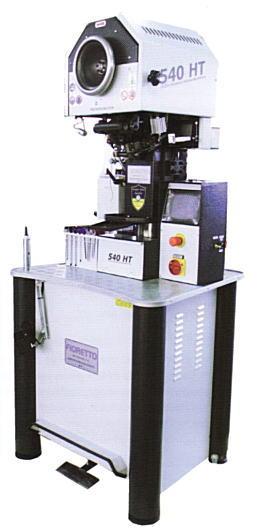 逆掬い縫い機 DUER 540 HT