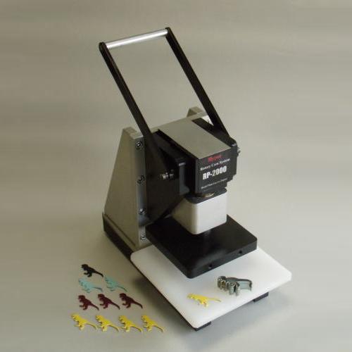 小型卓上ハンドプレス RP-2000